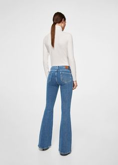Jeans for Damer | MANGO Norge