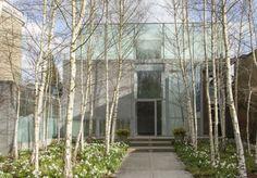 the lawns   entry ~ eldridge smerin   dan pearson landscape architect