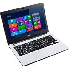 """Notebook Acer Intel Core i3 5ª geração 4GB RAM HD 1TB E5-471-30DG Tela 14"""" Windows 8.1 Branco"""