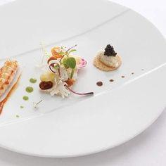 Signature Dish by Hiroshi Yamaguchi -Japan-