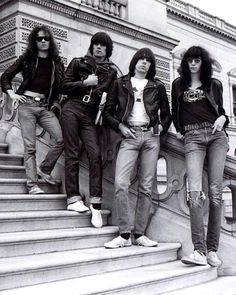 """The Ramones.  Let's face it, anyone looking like Joey could only succeed in punk rock.  And, not only did he succeed, he and the Ramones created some of the greatest music ever and influenced generations of artists.  Their seminal first album will never get old.  I put this in """"music"""" instead of punk because the Ramones transcend labels.  Several members, including Joey, are slam-dancing with the angels now."""