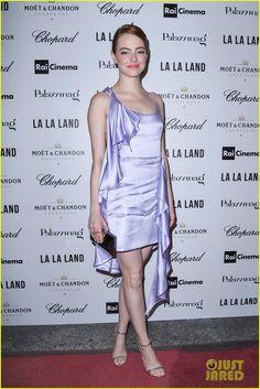 Emma Stone's 'La La Land' Got a Standing Ovation in Venice! | emma stone la la…
