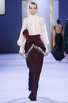 Ulyana Sergeenko Couture Spring Summer 2014 Paris.