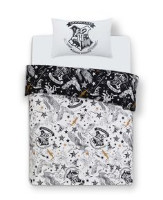 Primark - Harry Potter Mono Single Bed Set