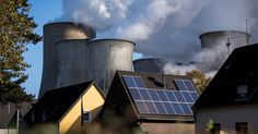 GOP Tax Bill 'Designed' To Kneecap Renewable Energy In Favor Of Fossil Fuels, Democrats Say Renewable Energy, Solar Energy, Carbon Footprint, Skyscraper, Planets, Fossil, Design, Charcoal, Economics