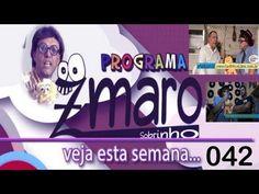 Preview do Programa Zmaro 042 -- Radialista Carlinhos Lima, Maquetes, fotodepilação e mais...