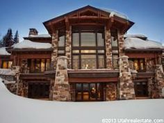 House for sale at 63  RED CLOUD TRL, Deer Valley UT 84060: 5 bedrooms, $14,900,000.  View photos, tour, maps and more at utahselecthomes.com.