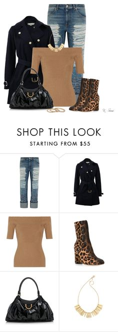 """Love these leopard print boots!!"" by ksims-1 ❤ liked on Polyvore featuring Alexander McQueen, STELLA McCARTNEY, Jason Wu, Brian Atwood, Gucci, Madewell and Kendra Scott"