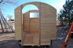 Gypsy Caravan Building Plans | ... plans-gear/plans-and-model-kits/historic-vehicle-plans/sheepwagon