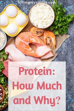 Whether you're an omnivore or strictly plant-based with your food choices, you need #protein. And maybe more than you're eating now. Learn how to figure out how much you should have each day. #getfittips #healthyeating #macros #nutrition Healthy Menu, Healthy Eating Recipes, Healthy Cooking, Healthy Dinners, Healthy Habits, Protein Powder Recipes, High Protein Recipes, Nutrition Tips, Health Tips
