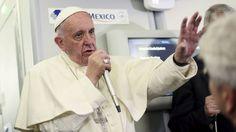 Ser o no ser cristiano: la inesperada ayuda del papa Francisco para Donald Trump