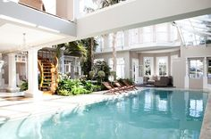 Banksia Boutique luxury hotel and spa in Cape Town South Africa