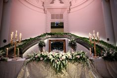 Field Museum: Downtown Chicago's Most Iconic Wedding Venue Romantic Centerpieces, Wedding Decorations, Wedding Events, Wedding Ceremony, Field Museum, Chicago Wedding, Dream Decor, Event Venues, Perfect Wedding