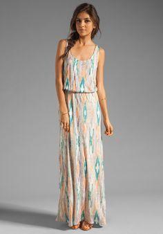 ELLA MOSS Santa Fe Maxi Dress