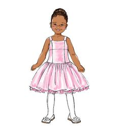 Childs Pageant Flower girl Dress Sewing Pattern by ucanmakethis, $4.00