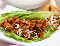 P.F. Chang's Chicken Lettuce Wraps Homemade Recipe