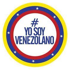 Yo Soy Venezolana. Amo a mi País. Por un Mejor futuro. Voto este 14 de Abril!