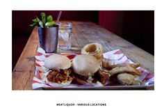 Your rundown of the very best burgers – from cheeseburgers to more outlandish versions – that London restaurants have to offer and where exactly you can find them. Best Burger Restaurants, London Restaurants, Burger London, Meat Liquor, National Burger Day, Good Burger, Hamburger, Food And Drink, Chicken