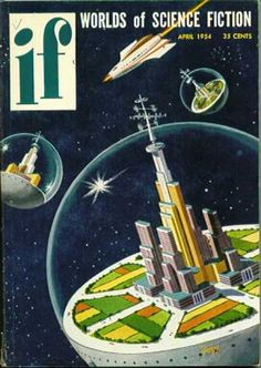 If: Worlds of Science Fiction 13