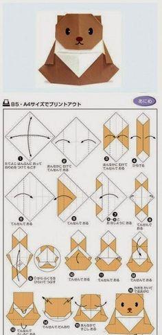 ❣ Little Kimono Handmade ❣ : Tarde de Origami ^_^