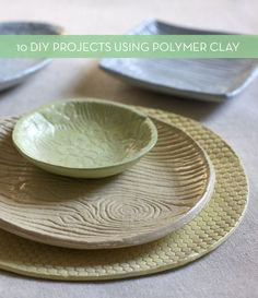 Roundup: 10 Polymer Clay DIY Tutorials » Curbly | DIY Design Community