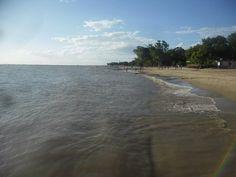 la playa Seré.