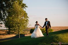 Melanie + Eric's Fabulous Wedding | Trump National Golf Club, Bedminster, NJ