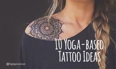 These days, it seems like it's  common to meet someone with a tattoo than someone without one. Like the Eight Limbs of Yoga, there are many facets, meanings, and approaches to the tattoo lifestyle – the style and intricacy of tattoos are endlessly varied.  Statistics show that 43% of tattooed Americans think that …
