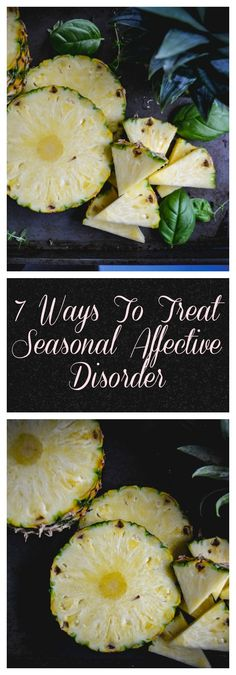 Do you feel anxious or a little down during the dark winter months? You may be experiencing Seasonal Affective Disorder. Find out the 7 ways to treat SAD naturally.