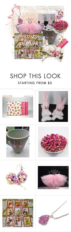 """""""Spring is coming with EtsyFRU"""" by cindyanne-mroz-hernandez ❤ liked on Polyvore featuring interior, interiors, interior design, home, home decor, interior decorating, handmade, etsyfru, springgiftideas and bridaldecor"""