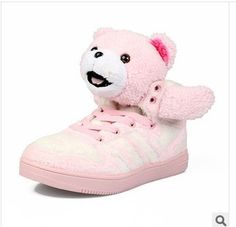 955c32cf2a0 2014The spring and autumn period and the new cartoon shoes small teddy bear  shoes for Children. Build A Bear PartySmall ...