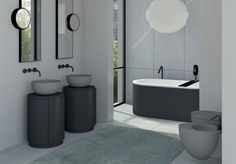 Arcadia collection - Ceramica Cielo S.p.A.