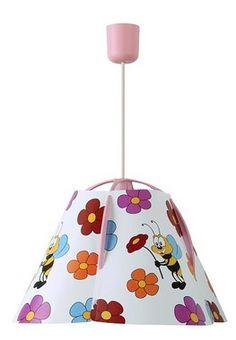 Dětské svítidlo RA 4769, dětský lustr. #chandelier #flowers #bee #ceiling #children #kid #kids #baby #girl #led #rabalux