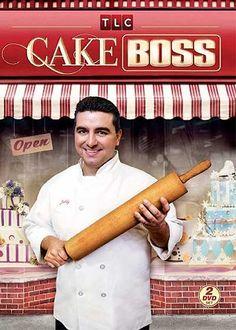 Cake Boss,my favorite show!!!!