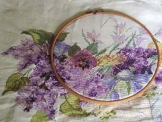 How To Cross-Stitch: Beginner's Guide
