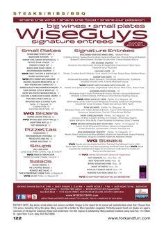 Wiseguys (Wine & tapas) - HHI