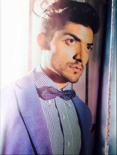 gurmeet choudhary in mandate magazine photoshoot