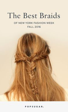 You'll want to wear these beautiful braids all season.