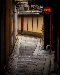 祇園(Gion) backstreet KYOTO, JAPAN