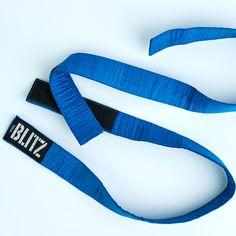 Blitz Standard Block Body Armour Blue Red White Martial Art Taekwondo