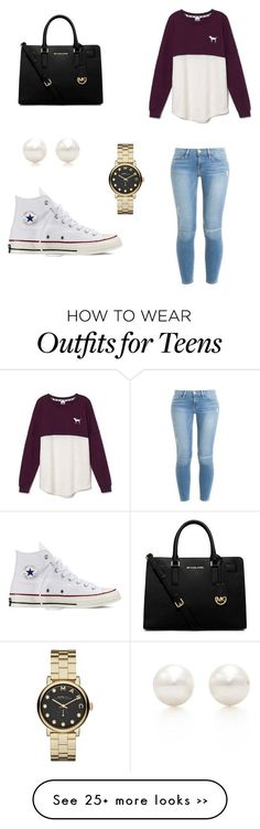 69 Ideas Clothes For Teens School Outfits Victoria Secret - Mode pour enfants Cute Teen Outfits, Komplette Outfits, Cute Outfits For School, Outfits With Converse, Sporty Outfits, Polyvore Outfits, Winter Outfits, Summer Outfits, Fashion Outfits
