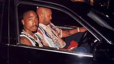 """""""Keep Ya Head Up""""; Picture Me Rollin'""""; """"Life Goes On""""; """"California Love""""; """"2 of Amerikaz Most Wanted""""....the list goes on and lives forever. Thank you, Pac - Rest In Peace/"""