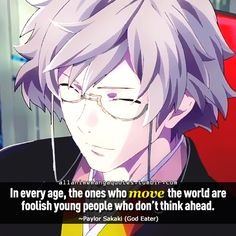 The source of Anime quotes & Manga quotes - FB | TWITTER | QUOTURES LIST