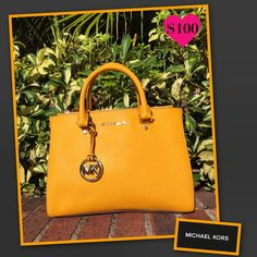 2c1b8381cf19 Michael Kors handbag.....$100 Only at Clothes Mentor Palm Harbor!!!