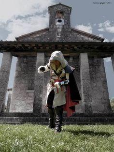 Personaggio: Ezio Auditore da Firenze Gioco: Assassin's Creed 2 PH: @lucyginger93