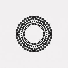 """414 Likes, 3 Comments - DAILY MINIMAL (@daily_minimal) on Instagram: """"FE17-857 A new geometric design every day  #dailyminimal #minimal #art #geometry"""""""