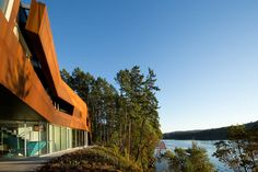 Gulf Islands - AA ROBINS architect