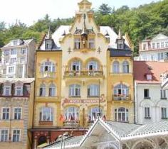 Karlovy Vary, Czech Republic. So badly would love to go back here.