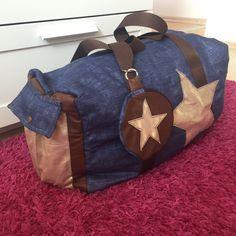 Jeans and stars: Die #machdeinding2016-Tasche vom Patricia Willwohl