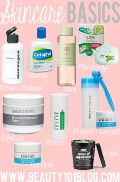 GREAT Advice on how to put together an effective skincare routine + tons of time saving tips for your routine. Must read! #skincare #beauty #bbloggers